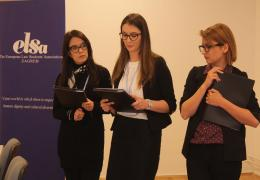 ELSA Zagreb's Negotiation Competition (ENC)